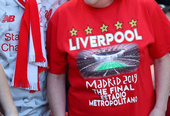 Liverpool are in the final of this season