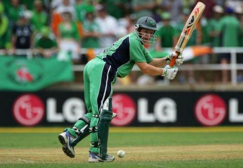Ireland's Niall O'Brien played a match-winning knock in the stunning upset over Pakistan.