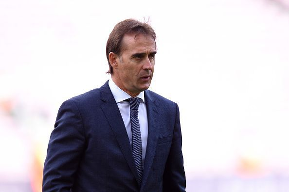 Julen Lopetegui gained a strong reputation during his time with the Spanish national team