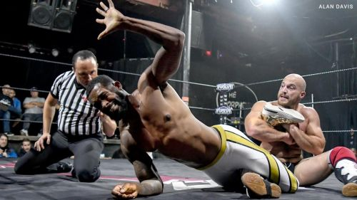 The Street Profits were awesome in Evolve