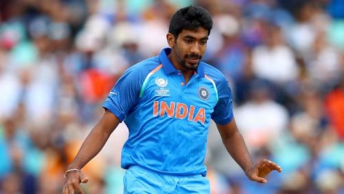 Jasprit Bumrah - World No 1 Bowler.
