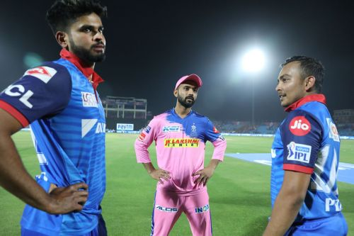Delhi Capitals Vs Rajasthan Royals