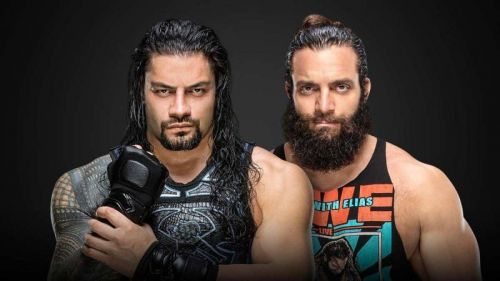 Roman Reigns could face Elias as well as Shane McMahon after Money in the Bank
