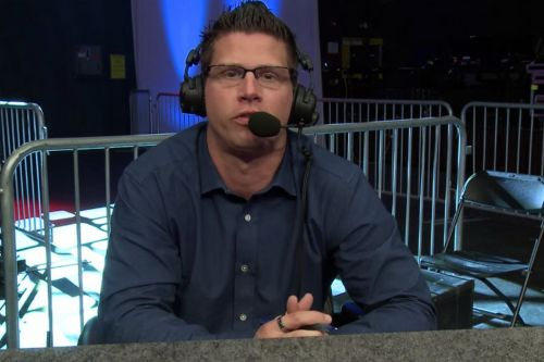 Josh Mathews kick-started this week's Impact Wrestling Press Pass Podcast