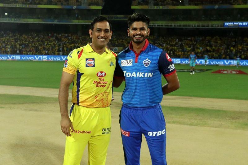 चेन्नई और दिल्ली के कप्तान