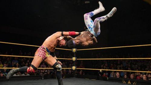 Velveteen Dream expected to defend his championship against Dominik Dijacovic