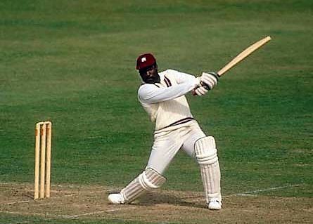 Vivian Richards was in tremendous form, smashing the highest score in the World Cup.