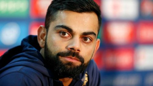 Kohli Would be under a lot of pressure in this World Cup as far as his captaincy is concerned