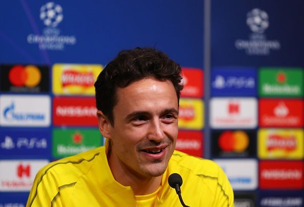 Thomas Delaney has had an impressive debut season for Dortmund