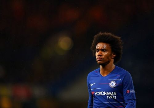 Willian could leave Chelsea this summer after fresh Barcelona approach