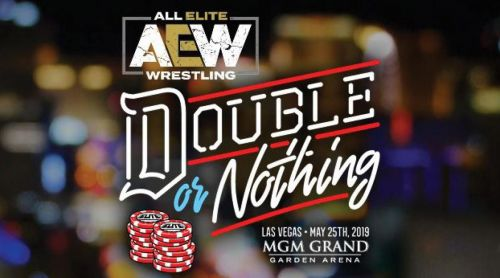 Image result for ALL Elite Wrestling: Double or Nothing