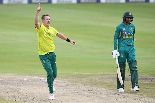 2nd T20 International: South Africa v Pakistan