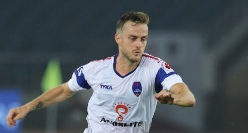 Rene Mihelic's time with Delhi Dynamos is over