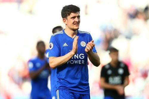 Maguire has had another solid season with Leicester City