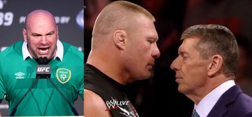 Brock Lesnar is retiring from the UFC