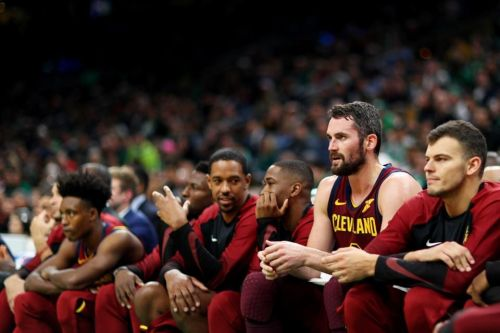 Cleveland Cavaliers finished as the second worst team in the East this year.