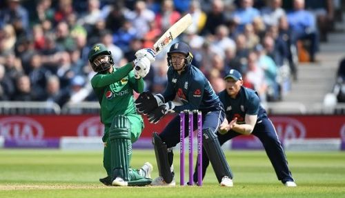 Mohammad Hafeez - The batting all-rounder