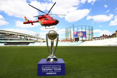 The 12th edition of the cricket World Cup will be held in England