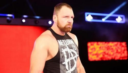 Dean Ambrose introduces new name