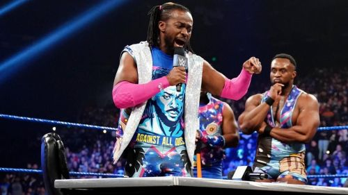 Did WWE want to prove that Kofi Kingston could go it alone?