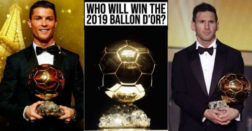 Will one of Messi or Ronaldo secure their 6th Ballon d'Or award, or will we see a new winner entirely in 2019?