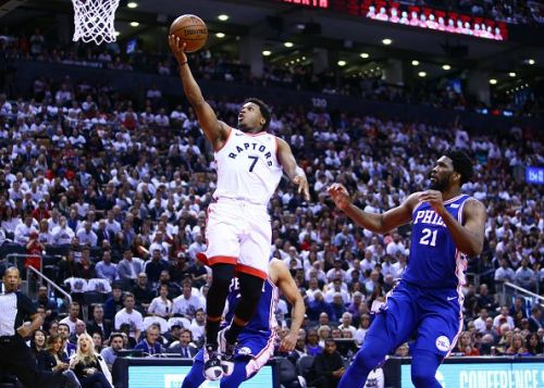 Toronto Raptors had a great game from their bench in Game Five