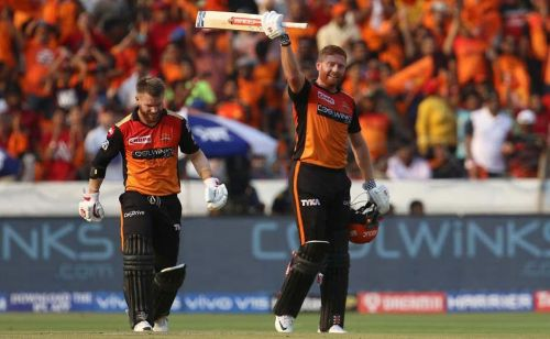 Warner and Bairstow: The Dynamic Duo (picture courtesy: BCCI/iplt20.com)