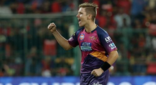 Zampa has featured in a total of 11 IPL matches
