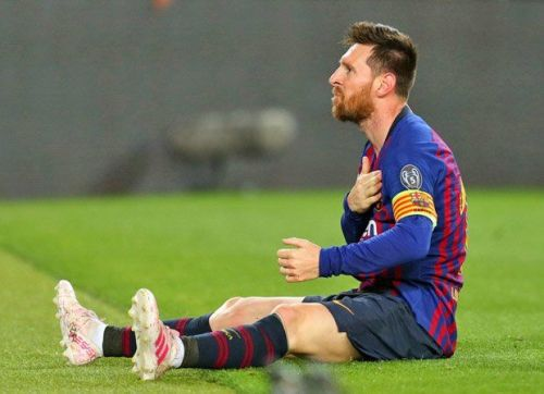 Messi keeps breaking records with sheer brilliance and passion.
