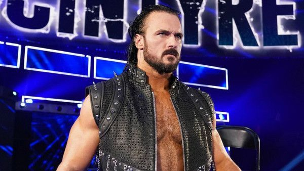 Drew McIntyre could retire Brock Lesnar.
