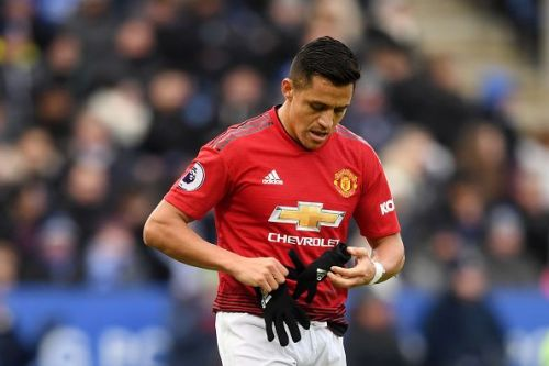Alexis Sanchez has endured a torrid time at Manchester United since his arrival from Arsenal in 2018