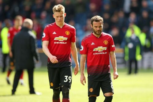 Manchester United miss out on Champions Leaague.