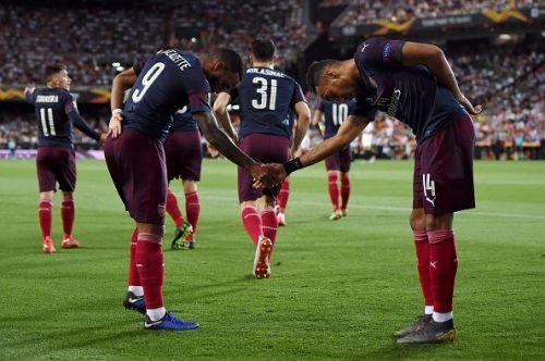 Valencia v Arsenal - UEFA Europa League Semi Final: Second Leg