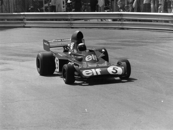 Jackie Stewart won three driver