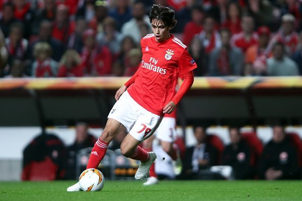 Joao Felix is being compared to a young Cristiano Ronaldo