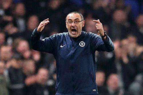 Chelsea v Eintracht Frankfurt - UEFA Europa League Semi Final  Second Leg