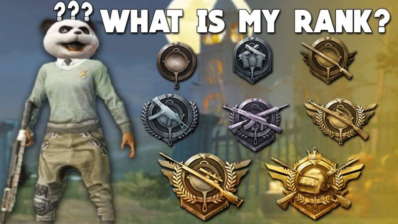 You know your Rank but do you know your Skill level?