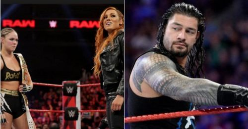 Ronda Rousey and Roman Reigns aren't appreciated by fans as much as they should be