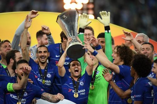 Chelsea thrashed Arsenal in the final