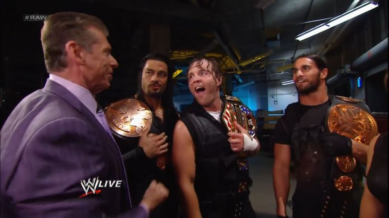 Vince and The Shield