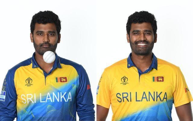 Sri Lanka Home And Away Kit