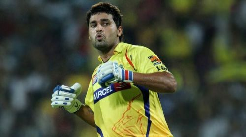 Murali Vijay can open the innings for CSK (Picture courtesy: iplt20.com/BCCI)