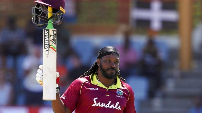 Chris Gayle is still one of the most feared batsmen in world cricket today