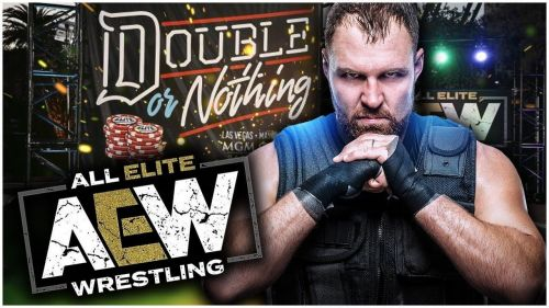 Jon Moxley at Double Or Nothing?