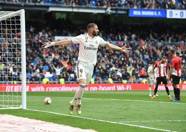 Real Madrid CF v Athletic Club - La Liga