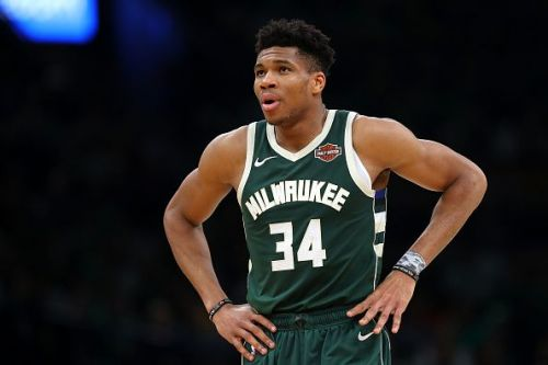 Giannis erupted for a monster double-double to help the Bucks to their third straight win