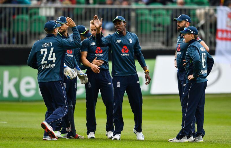 Team England.