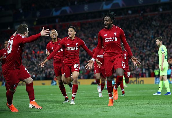Liverpool defeated Barcelona against all odds to script an incredible comeback in the UCL semis