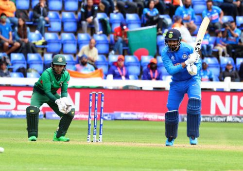 KL Rahul scored brilliant century