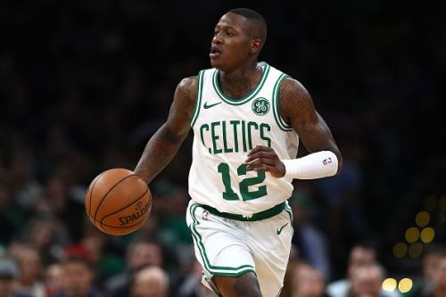 Terry Rozier is being linked with the New York Knicks